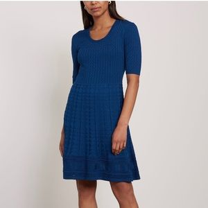 Missoni cotton whoop blend dress